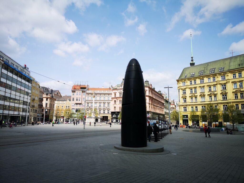 Svobodovo náměstí Brno