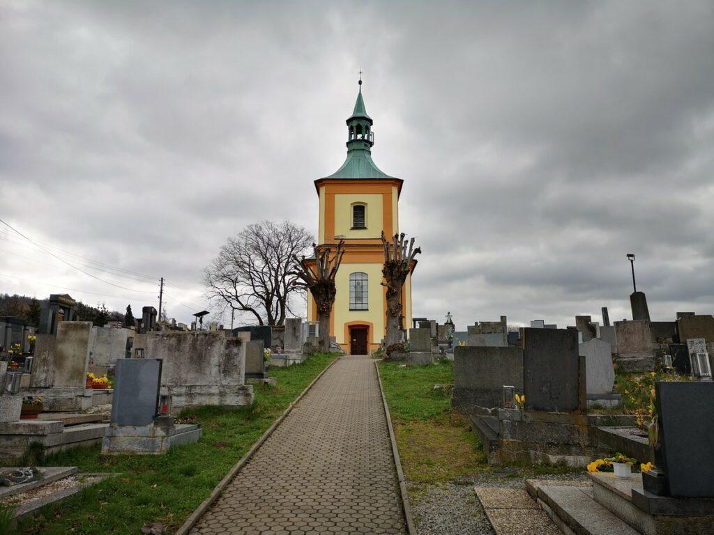 Tatobity hřbitov