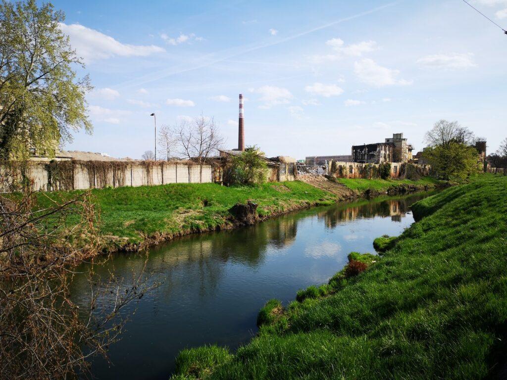 Brno brownfield