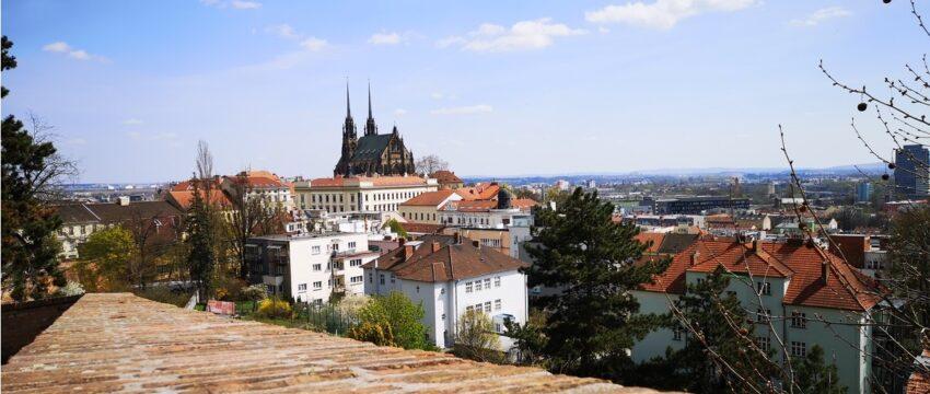 Brněnské panorama