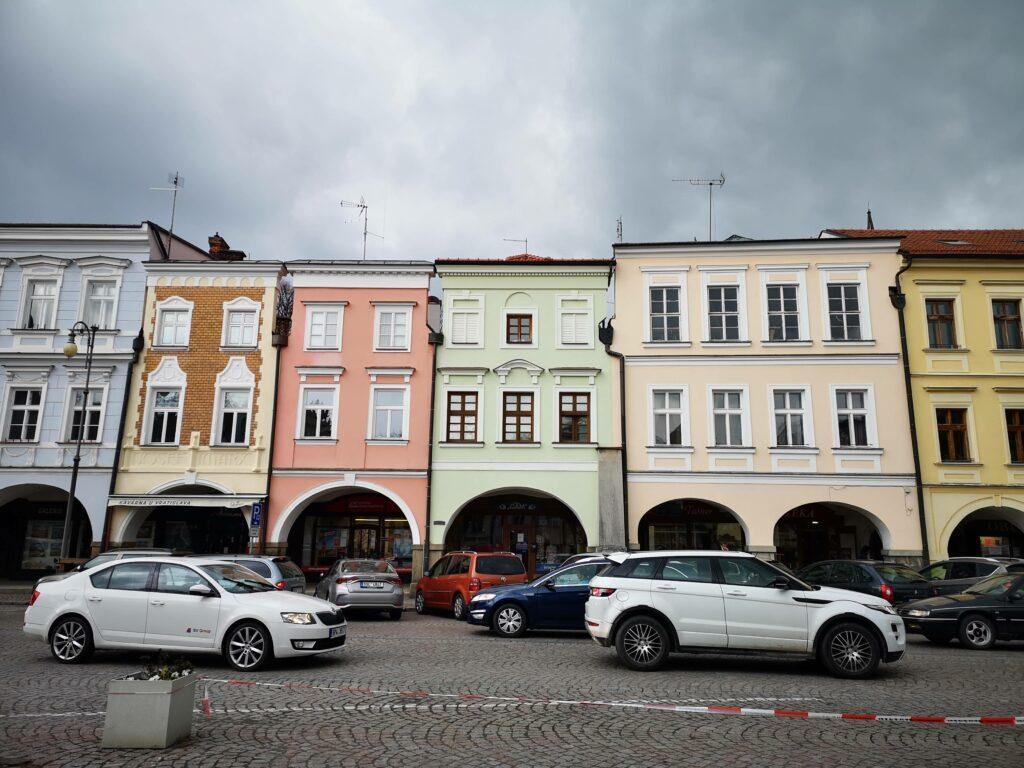 Litomyšl Roadtrip Morava