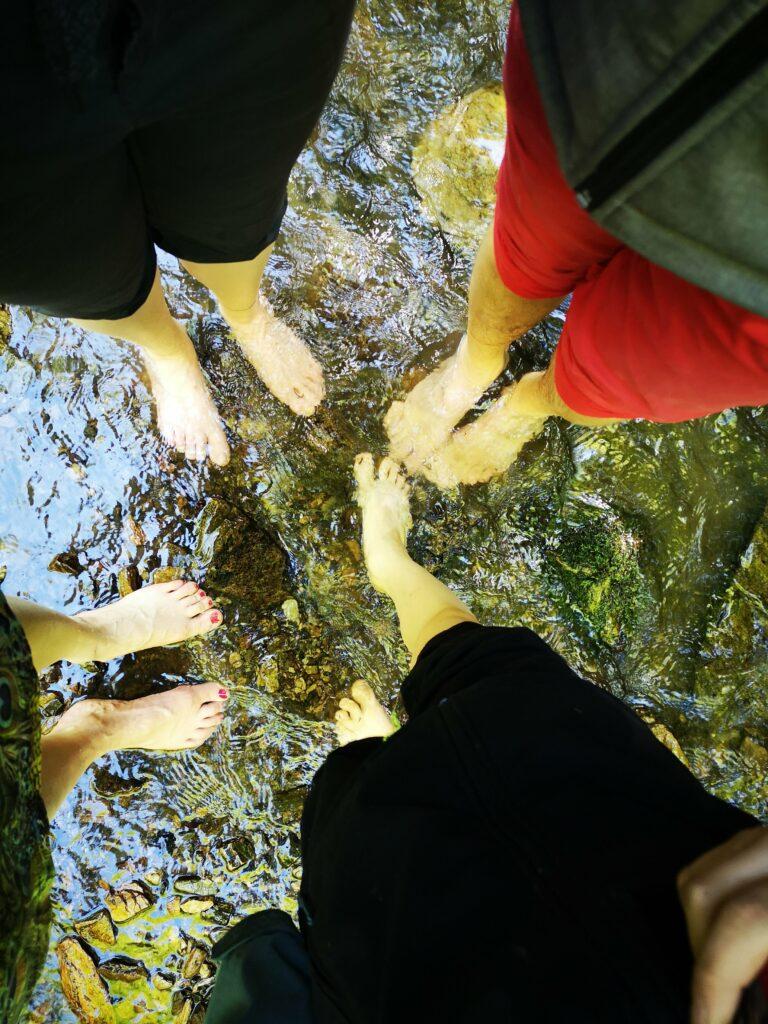 Ruda Rešovské vodopády
